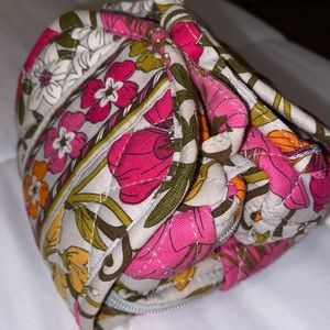 Vera Bradley Jewelry Roll Up Case